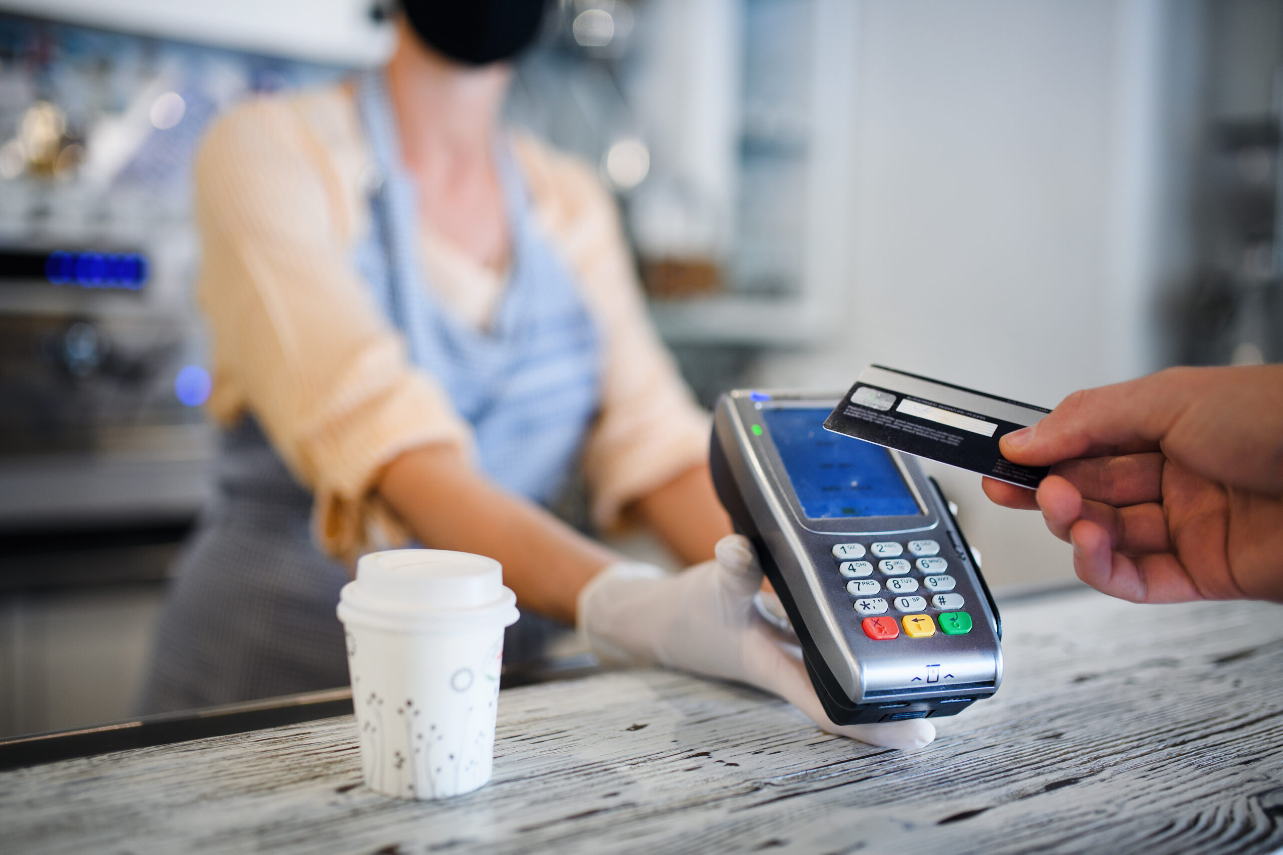 payment with contactless technology